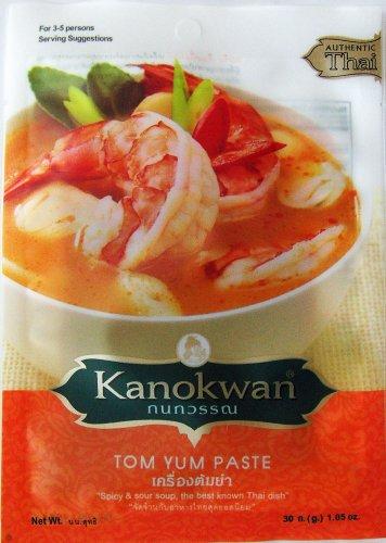 tom-yum-paste-30g-kanokwan-brand-product-of-thailand