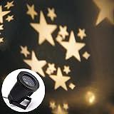 Best Proiettori di viaggio - Locisne LED Moving fiocco di neve / stelle Review