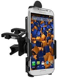 mumbi Lüftungsgitterhalterung Samsung Galaxy S4 Halterung / Galaxy S 4 Lüftungsschlitz Halterung
