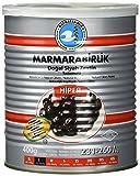 Produkt-Bild: Marmarabirlik Oliven, schwarz, mit Stein, 2er Pack (2 x 400 g)