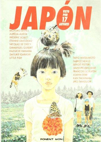 Japón visto por 17 autores por Aa.Vv.