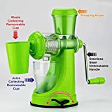 Vishal Smart Mall Prime Deal Of The Day Sale Fruit And Vegetable Juicer Plastic Hand Juicer