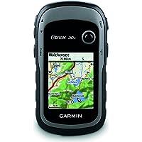 Garmin - eTrex 30x - GPS de randonnée avec cartographie TopoActive Europe de l'Ouest préchargée - Compas électronique et altimètre barométrique - Gris