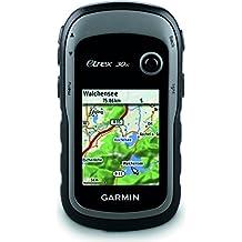 Garmin eTrex 30x Outdoor Navigationsgerät - barometischer Höhenmesser, TopoActive-Karte, 2,2 Zoll (5,6 cm) Farbdisplay (Zertifiziert und Generalüberholt)