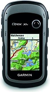 Garmin eTrex 30x - GPS de mano con brújula de tres ejes, pantalla mejorada y mapas preinstalados (B00XLVXILI) | Amazon Products