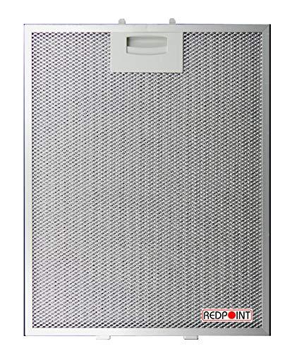 ALUMINIUM FILTER für CAPPE mm. 250 x 311 x 8 passend für BOSCH 00353110/353110