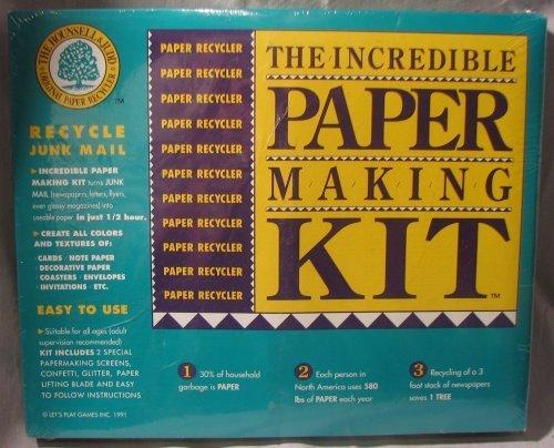 paper recycler Hounsell & Judd Original Kit -