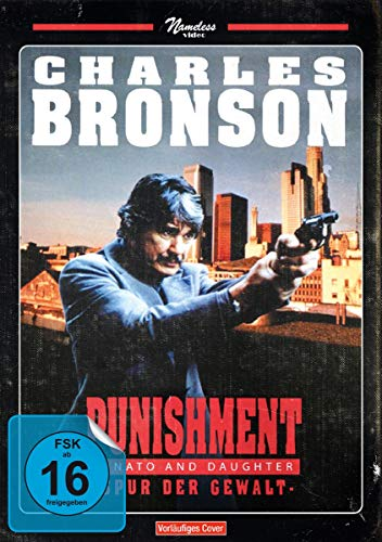 Punishment - Spur der Gewalt LTD. - Limited Special Edition LTD. (+ DVD) [Blu-ray]