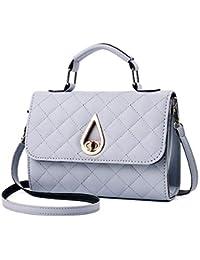 07e98b78b9392 Limotai Handbag Handtasche Handtasche für Frauen PU-Beutel Lady  Umhängetasche Fashion Zipper weiblichen Handtasche Clutch Bag…