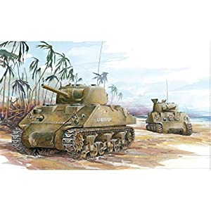 Dragon - Maqueta de Tanque Escala 1:35 (Dickie Tamiya)