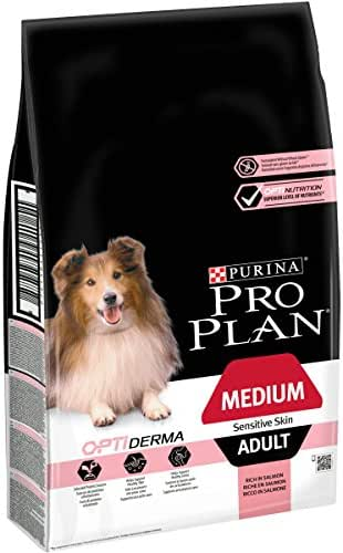 Proplan : Croquettes Chien Adulte Optiderma 7 Kg