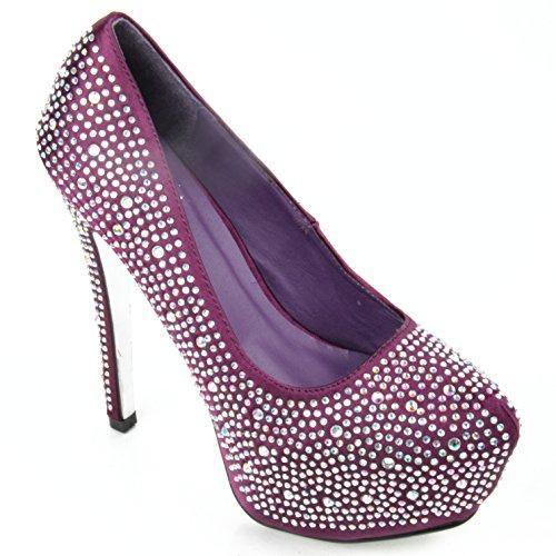 Unknown , Escarpins pour femme Violet - violet