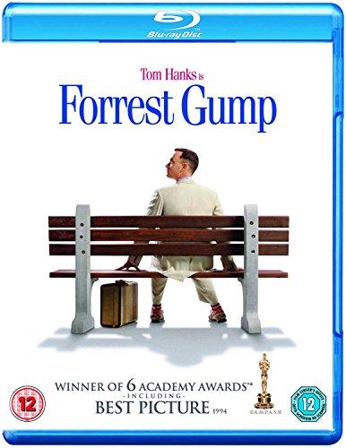 Forrest Gump [Blu-Ray] [EU Import mit deutscher Sprache]