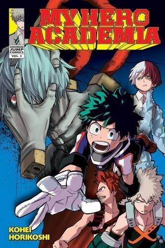 My Hero Academia Volume 3 por Kohei Horikoshi