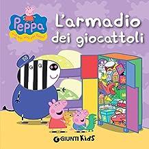Peppa. L'armadio dei giocattoli (Peppa Pig) (Italian Edition)
