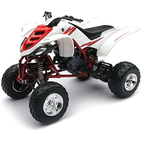 1/12 Yamaha Raptor 660K 2005 ATV by New Ray