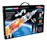 Laser Pegs 18000 Mars Rocket, Mixed