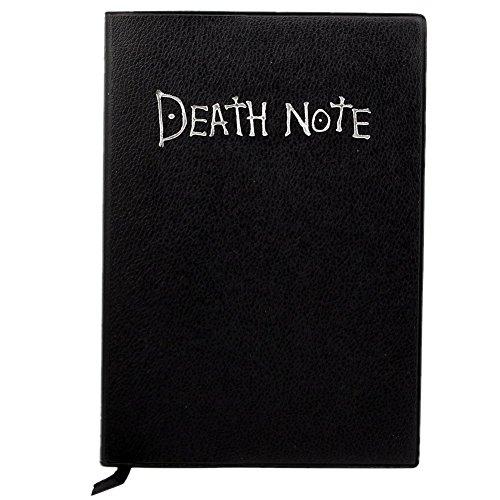 TOOGOO(R) Fashion Anime Thema Death Note Cosplay Notizbuch Neu Schule Grosses Schreiben Journal 20.5cm * 14.5cm