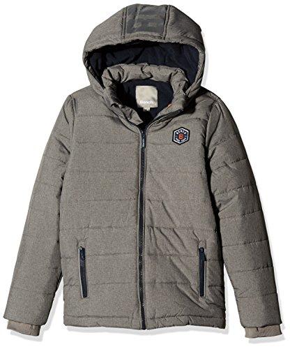 Bench Jungen Jacke Schoolboy Jacket, Grau (Dark Grey Gy149), 176 (Herstellergröße:15-16)