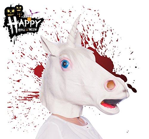 TK Gruppe Timo Klingler Halloween Horror Maske ab -