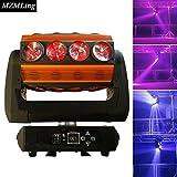 Super-16x15W 4-In-1 CREE LED Beam Licht DMX512 Spinne Licht DJ / Fest / Haus-bewegliches Hauptlicht Bühne / Partei-Licht Bühnenmaschine