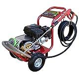 Nettoyeur haute pression PRO à moteur essence 7 cv - 190 bars - 865 L / Heure