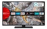JVC LT-43V65LUA 109 cm (43 Zoll) Fernseher (4K Ultra HD, HDR10, Dolby Vision HDR, Triple Tuner, Smart TV, Bluetooth)