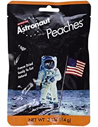 Astronaut Freeze Dried Peaches (Pouch)