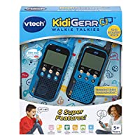 VTech KidiGear Walkie Talkies for Kids, Outdoor 65-foot Long Distance Walkie Talkies