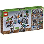 Lego-Minecraft-Avventure-con-la-Bedrock-Multicolore-21147