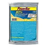 Neu Protein Plus 80% 500g Nachfuellbeutel Erdbeer PowerBar Unisex Blau onesize