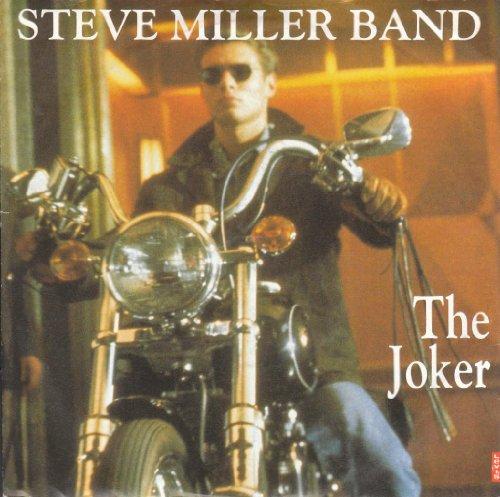 STEVE MILLER BAND - THE JOKER 7in (32380)