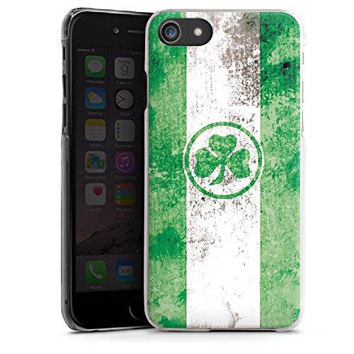Apple iPhone X Silikon Hülle Case Schutzhülle SpVgg Greuther Fürth Fanartikel Bundesliga Hard Case transparent