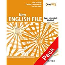 New English File Upper-Intermediate: Workbook With Answer Key and Multi-ROM Pack: Workbook with Answer Booklet and MultiROM Pack Upper-intermediate l (New English File Second Edition)