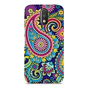Hamee Designer Printed Hard Back Case Cover for Meizu Pro 6 Plus Design 9301