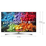 LG 139 cm (55 Inches) 4K UHD LED Smart TV 55SK8500PTA (Silver) (2018 model)