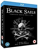 Black Sails (Complete Seasons 1 & 2) - 7-Disc Box Set ( ) [ UK Import ] (Blu-Ray)