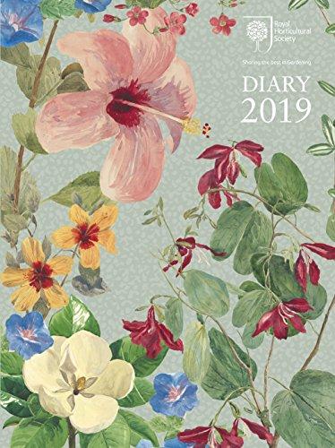 Royal Horticultural Society Desk Diary 2019 por Royal Horticultural Society