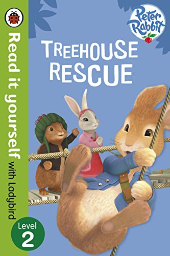 Treehouse rescue!