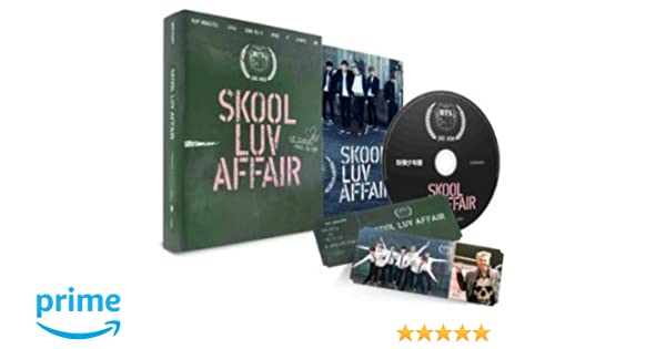 Skool luv affair bts amazon musique