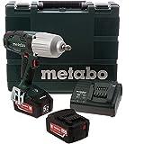 Metabo SSW 18 LTX 600 Akku-Schlagschrauber TV00, 602198650