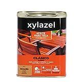Xylazel M93820 - Aceite teca 750 ml incoloro