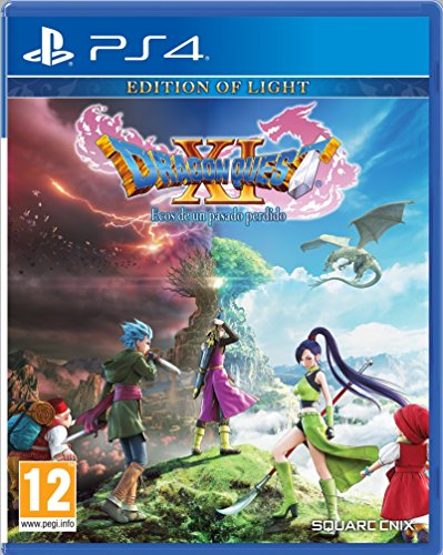 Dragon Quest XI : Ecos de un Pasado Perdido Edition of Light (precio: 62,61€)