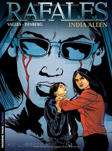 Rafales - tome 3 - India Allen