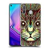 Head Case Designs Kitten Aztec Animal Faces 2 Soft Gel Case