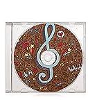 Arko Schokoladen-CD, Vollmilch-Schokolade, 40 G