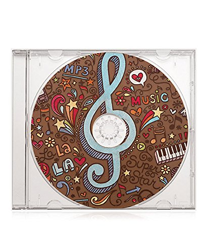 (Arko Schokoladen-CD, Vollmilch-Schokolade, 40 G)