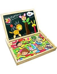 Amazon.es: juguetes de madera: Equipaje