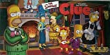 THE SIMPSONS CLUE Board Game 1st EDITION with Pewter Pieces by Parker Brothers