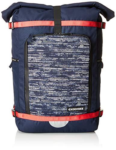 Chiemsee Bags Collection Schulrucksack, 50 cm, 4878 Blue/Dark Grey